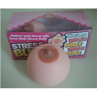 squeeze breast ball