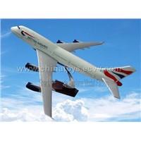 Airplane Model B747-400