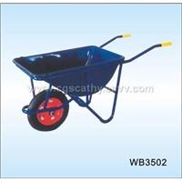 wheel barrow