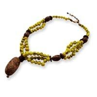 Fashion Necklace - Brazilian Necklace