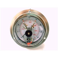 Electrical Contact Pressure Gauges, Switches