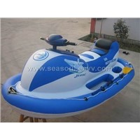 450w Electical Motorboat - Rubber Boat (SLWS-002-C)
