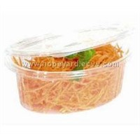 oval salad container