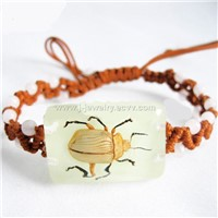 Ture Insect bracelet(ME2132y)