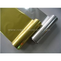 mute gold or silver hot stamping foil