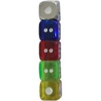 flashing dice lighter