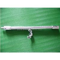 Gooseneck tube support Scanner