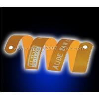 Flexible quality carton steel hacksaw blade