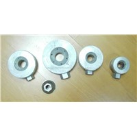 Gas burner and accessory