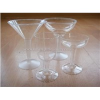 Disposable PS Glass and Wine Glass