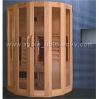 infrared sauna (2 persons)