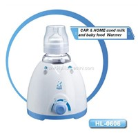 Car & Home Baby Bottle Warmer