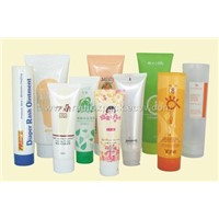 Cosmetic Tube, Flexible Tube, Laminate Foil Tube
