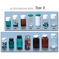 Pharmaceutical Bottle, Officinal Package