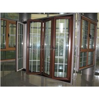 Energy Saving aluminum folding doors