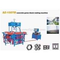 Concrete Grass Block Making Machine(SZ-150)