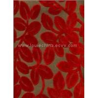 Fabric for Sofa -Velvet Fabric (WX120)