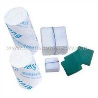 gauze bandage,knitted bandage,selvedges