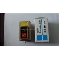 Power Actuated Button Switch