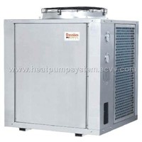Air source Water Heat Pumps-Bavarian peak