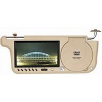 Car sun visor DVD Player