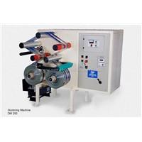 Doctoring machine
