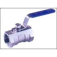 stainelss steel ball valve