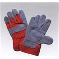 Glove - Cow Split Leather
