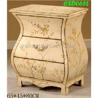 Hand Paint Furniture  bed cabinet
