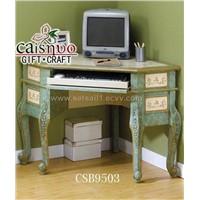 Hand Paint Furniture   computer desk