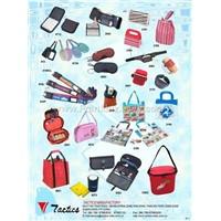 Backpack,folding bag,shopping bag,eye mask