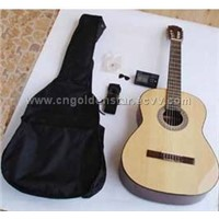 spruce classical guitar kits