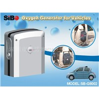 Portable Oxygen Concentrator for Vehicles