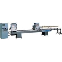 Integrated Double Mitre Saw CNC (LJZ2J-CNC-420x3700)