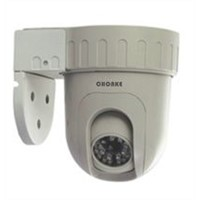 Network Pan/Tilt IR IP dome