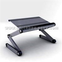 Multifunction portable desk for laptop