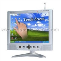 8 inches Color TFT-LCD TV