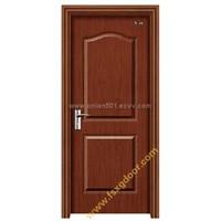 PVC interior door