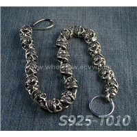 Hip Hop Silver Jewelry S925-T010