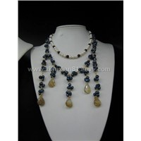 Pearl Necklace (XL-006)