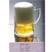 Glass Cup (CRZB05-300)