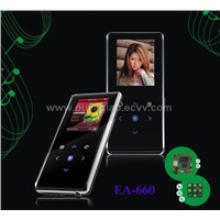 1.8/2.0 inch -touch screen MP3 support movie,fm,speaker, card slot