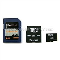 SD/TF/Micro SD Card