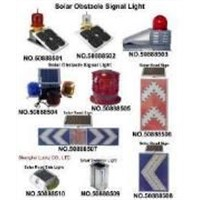 solar singal lights for ROADS & RAILWAYS & AIRPORTS & OTHERS