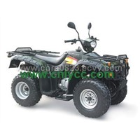 ATV with 250cc and EEC certificate