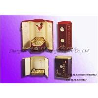 Wine Box, Paper Gift Box, Storage Box