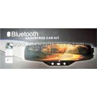 Bluetooth handsfree car kit-2