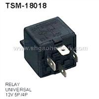 Automotive Relay (TSM-18018)