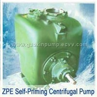 Self-Priming Centrifugal Pumps of ZPE Series
