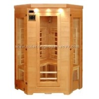 3 Persons Super Deluxe Sauna Room(Hex-003SHa)